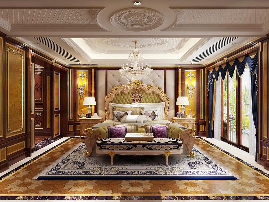 雅戈尔香湖湾-卧室