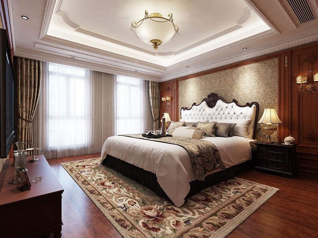 保利城花千墅-卧室