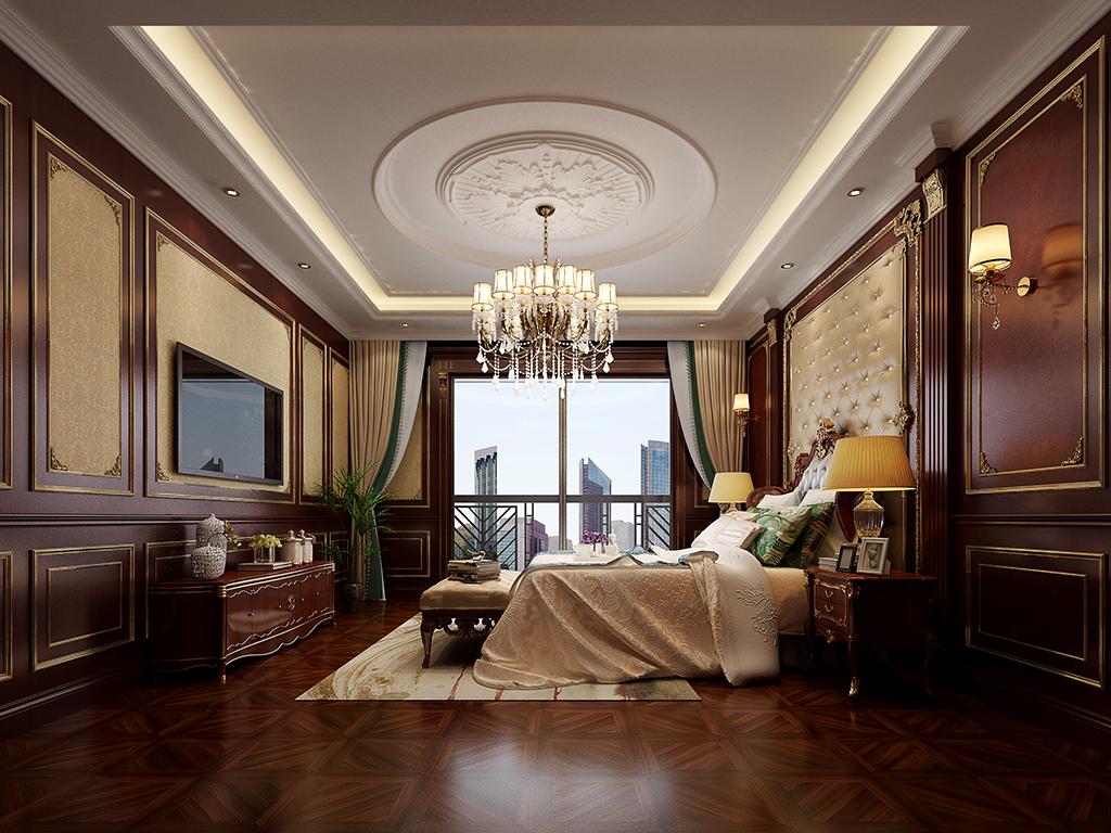 尚御府-卧室