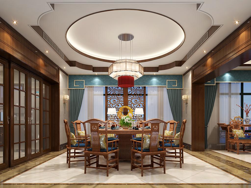 香湖丹堤-餐厅