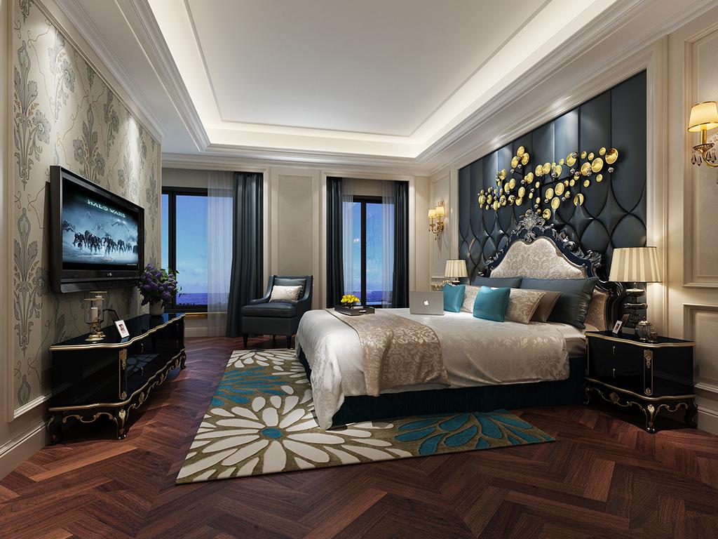 长岛花园-卧室