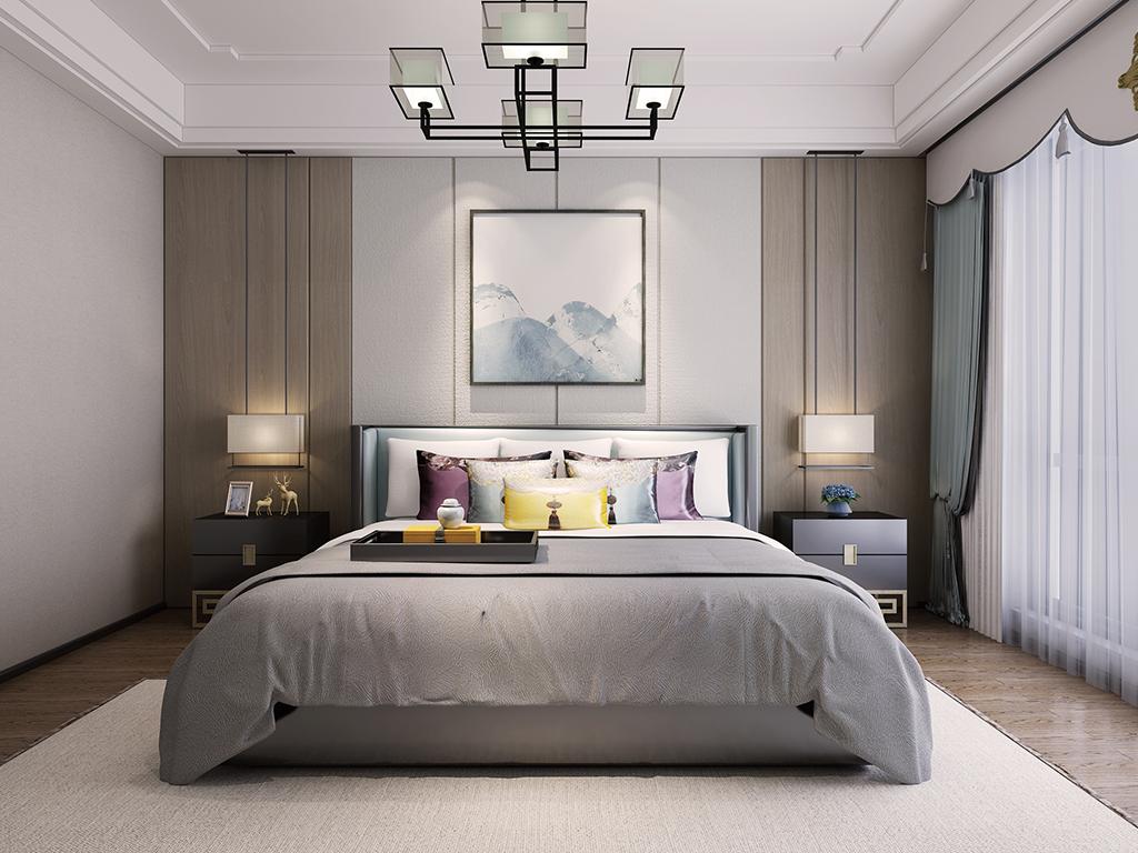 恒厚阳光城-卧室