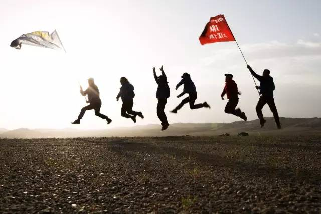 申远戈3招募令| 让我们为奔跑接力,共丈戈壁大地!