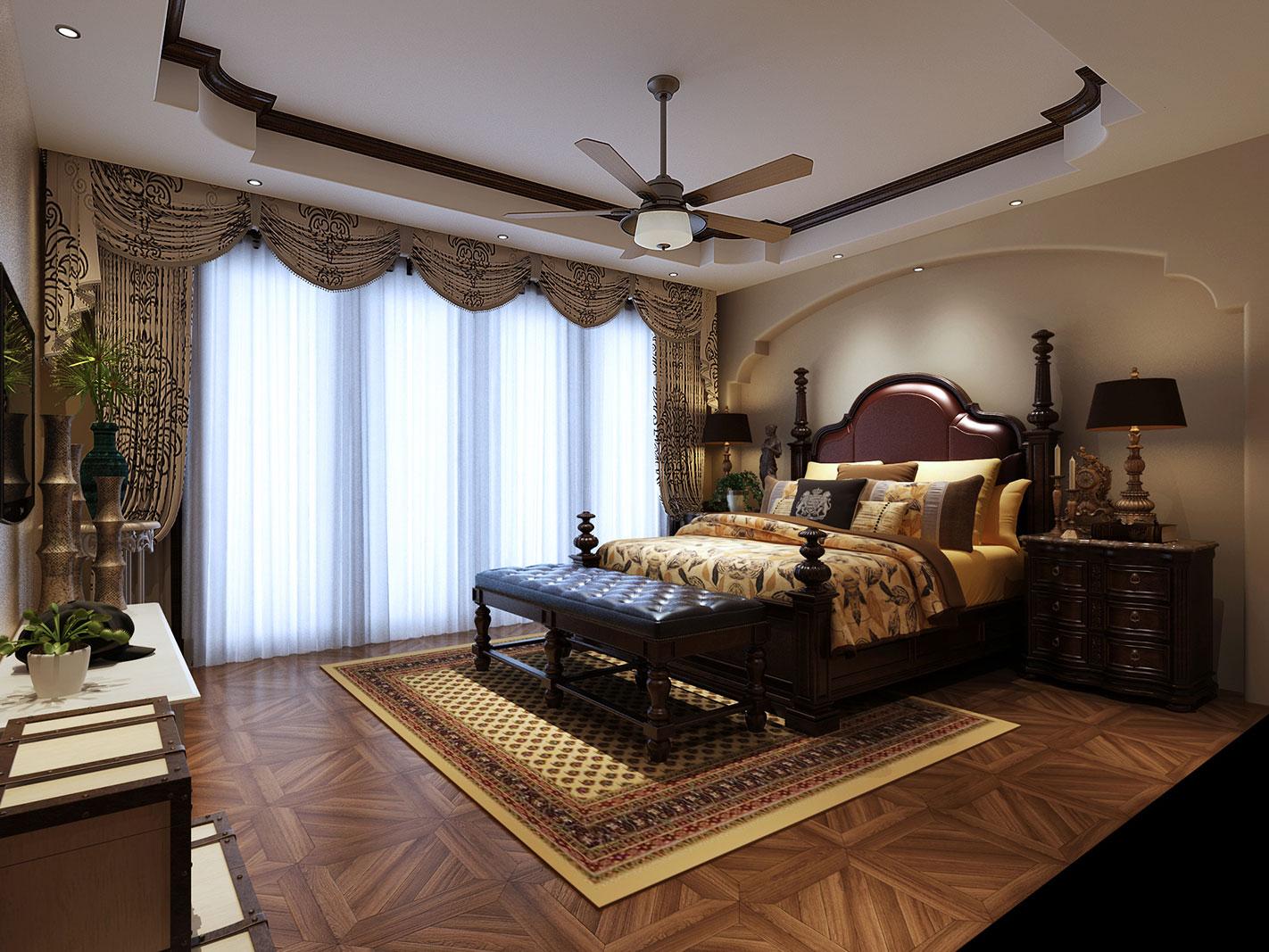 海上威尼斯-卧室