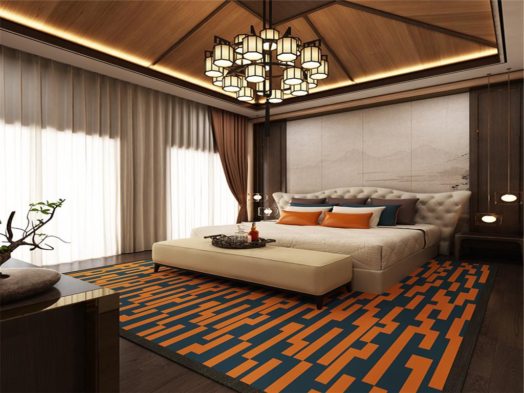 台州远洲墅-卧室