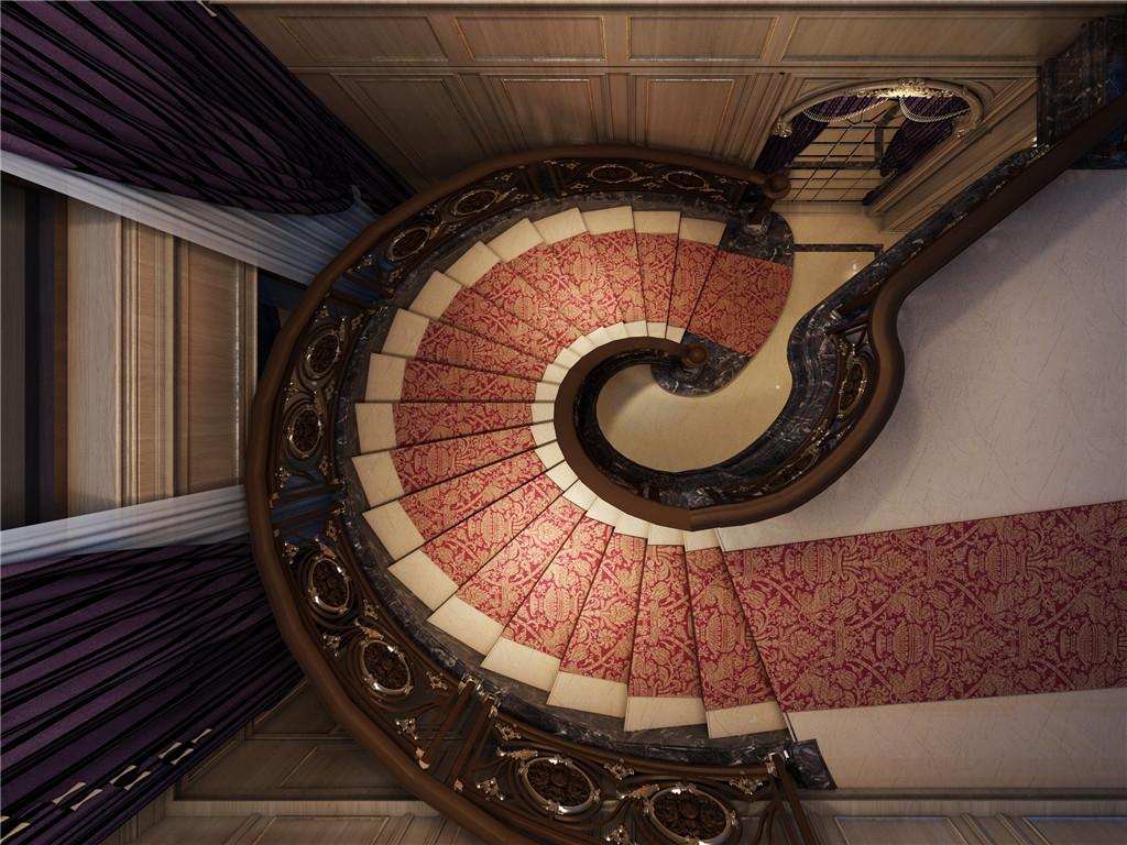 上海绿洲千岛-楼梯