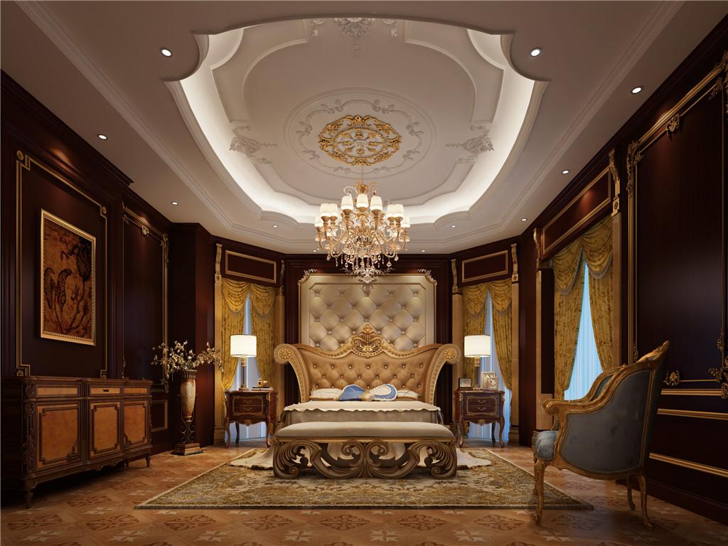 上海绿洲千岛-卧室