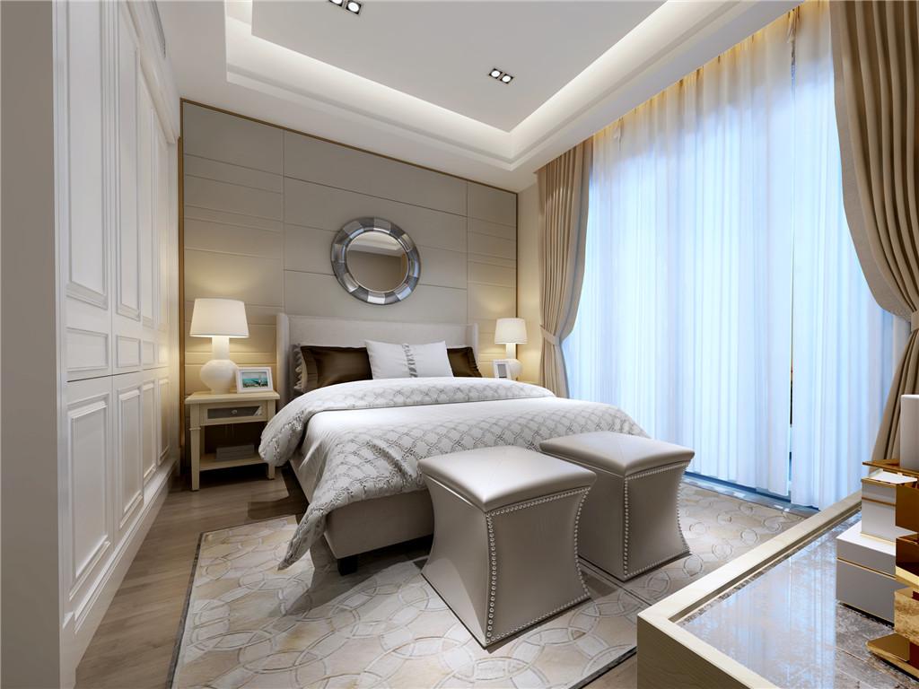 雅戈尔·香颂湾-卧室