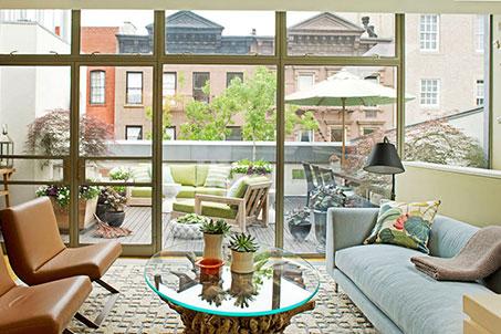别墅阳光房提高80%的幸福感